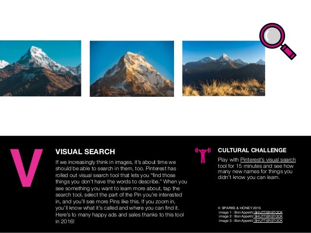 AGENCY OF RELEVANCE VISUAL SEARCH If we increasingly think in images, it's about time we should be able to search in them,...