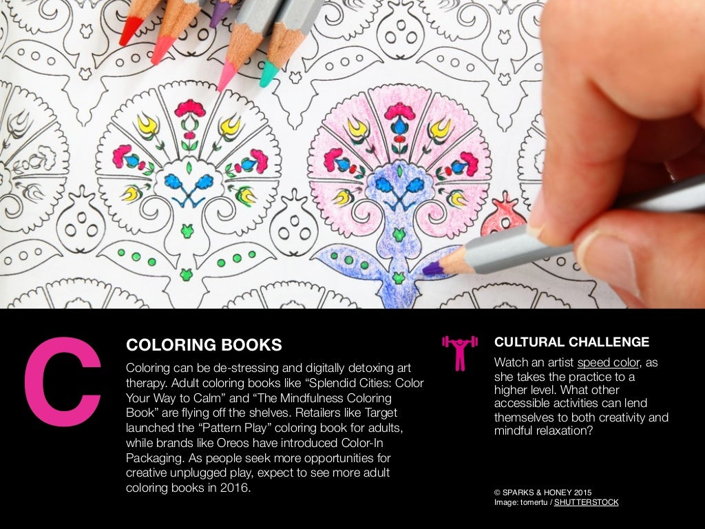 AGENCY OF RELEVANCE COLORING BOOKS