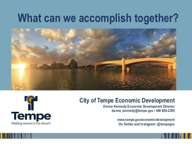 2017 AZCREW Tempe presentation