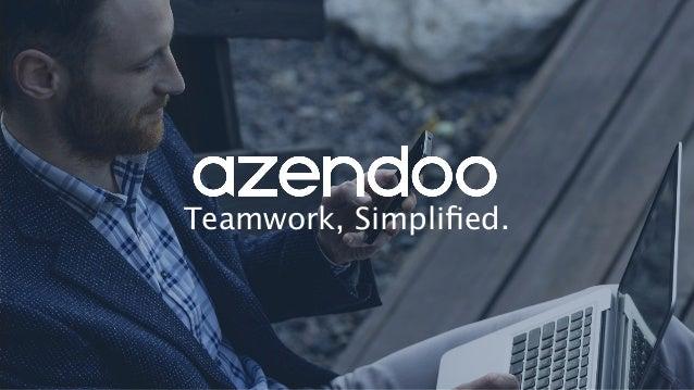 Teamwork, Simplified.