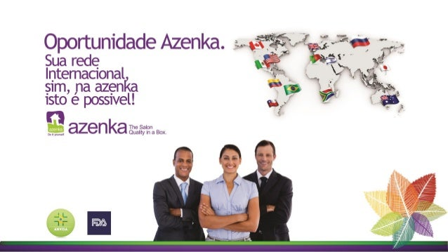 Azenka International
