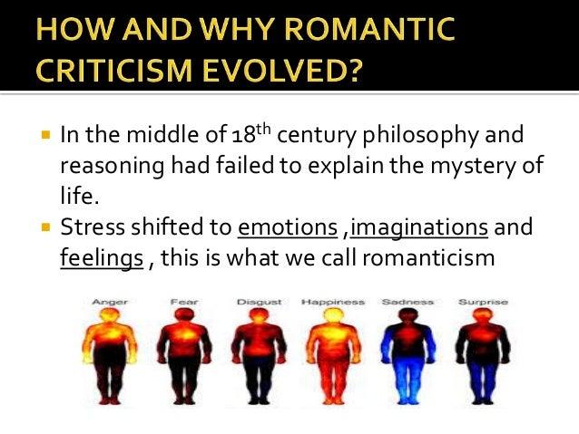 s t coleridge in romantic criticism
