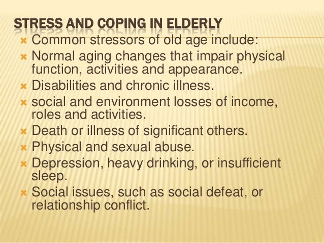 the relationship between coping social support functional disability and depression in elderly