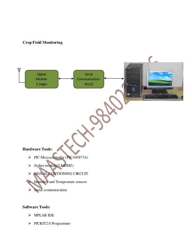 Ieee Projects Abstract E Amp I Ece Ice Zigbee Based Wireless