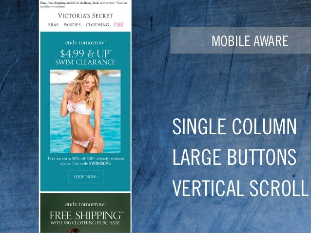 MOBILE AWARE SINGLE COLUMN LARGE BUTTONS VERTICAL SCROLL