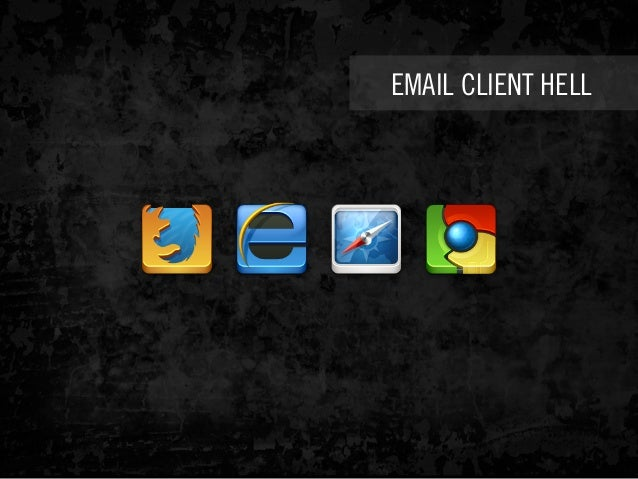 EMAIL CLIENT HELL
