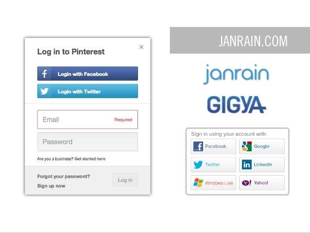JANRAIN.COM