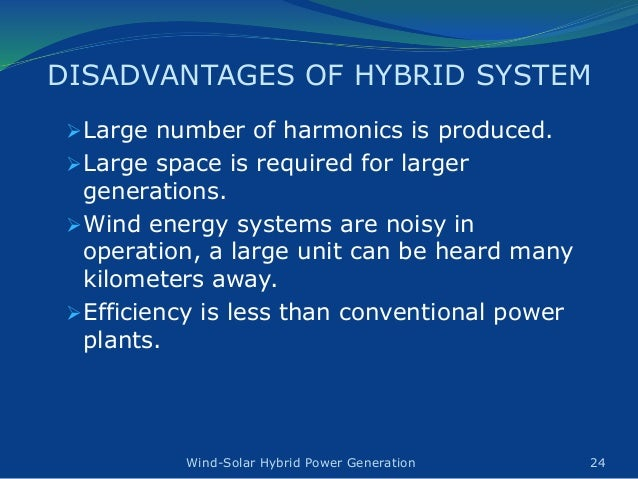 Design Amp Construction Of Wind Solar Hybrid Power