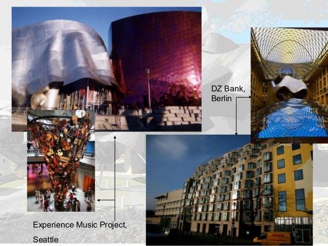 DZ Bank, Berlin Experience Music Project, Seattle