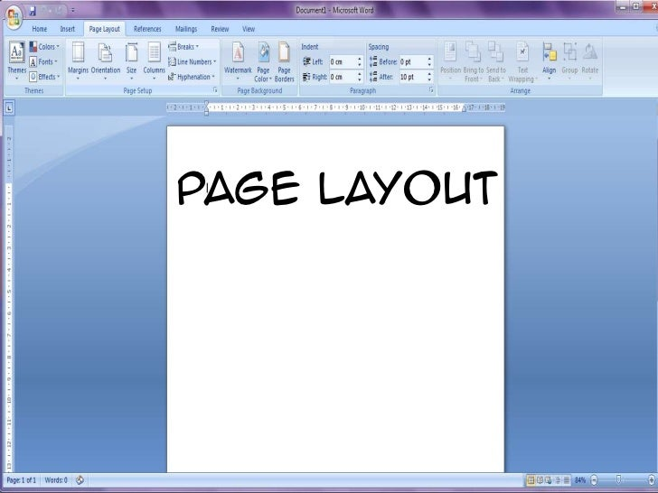 Azki Icon Tab Menu Pada Microsoft Word 2007 Smpit Rpi