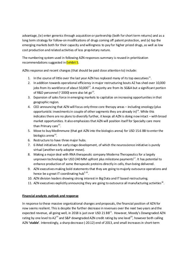 swot analysis of astra zeneca 34: astrazeneca – swot analysis astrazeneca since its merger in 1999 (astra and zeneca) has grown a global enterprise with over 64,000 employees on six continents astrazeneca has increasingly focused its efforts on r&d and this remains its core business strategy.