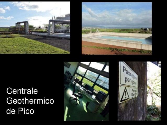 Centrale Geothermico de Pico