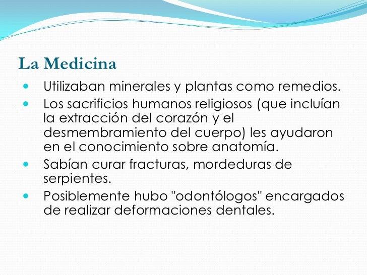 La Agricultura y la Ganadería Los Aztecas no fueron una civilización ganadera. Los principales cultivos son: maíz, tabac...
