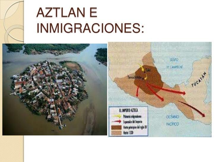 AZTLAN EINMIGRACIONES: