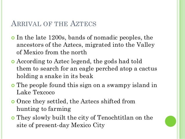 an overview of the aztecs Cortes & the fall of the aztec empire ancient history encyclopedia ancient history encyclopedia, 04 jul 2016 web 21 apr 2018.