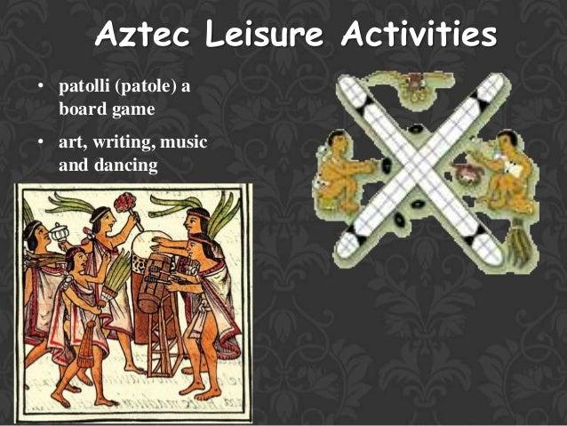 Aztec Calendar Art Lesson : Aztec presentation