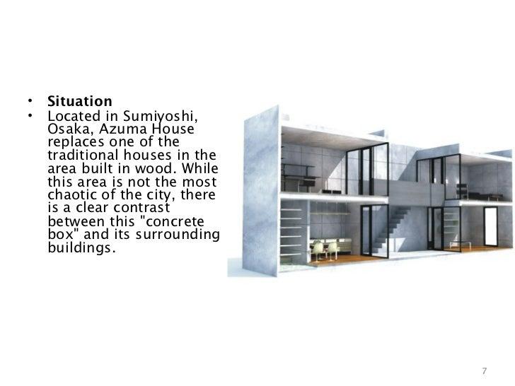 azuma house by tadao ando 1