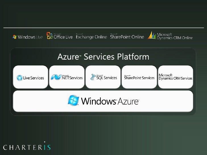 Azure, Cloud Computing & Services Slide 2