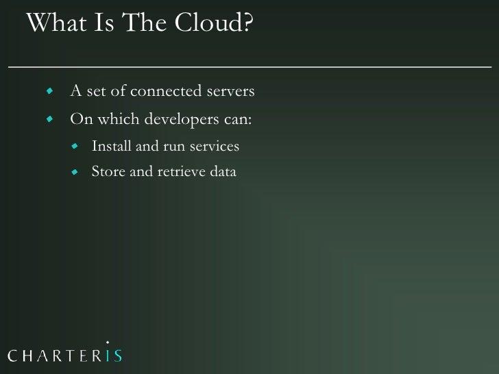 Azure, Cloud Computing & Services Slide 3