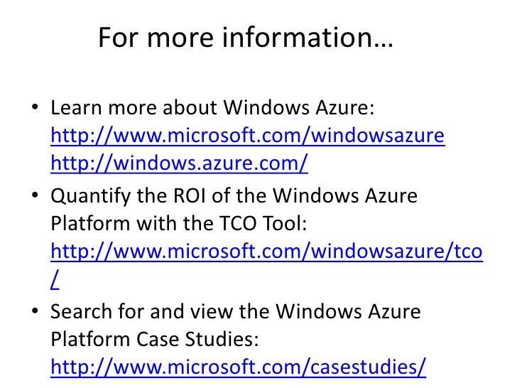 Azure Microsoft