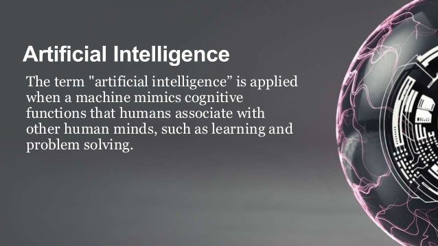 """""""Today, we are only scratching the surface of what AI can help us accomplish. Ultimately, we believe humans and machines w..."""