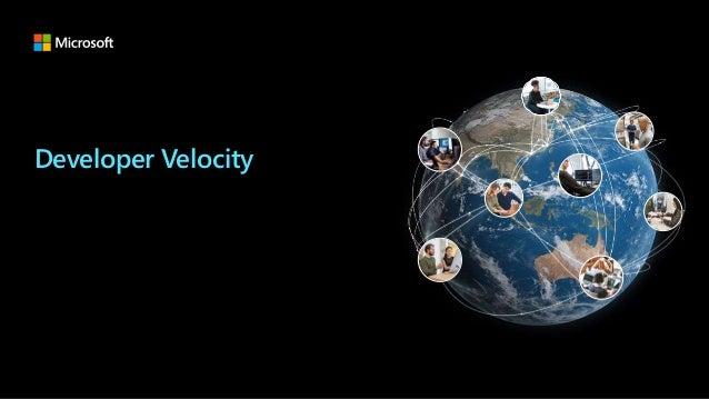Developer Velocity