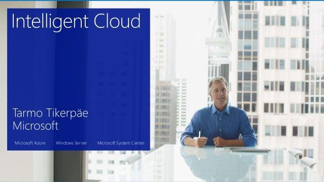 Microsoft Azure Windows Server Microsoft System Center