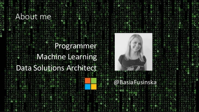 Predicting the Future as a Service with Azure ML and R  Slide 2