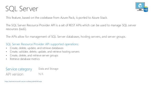 Azure Stack Azure Nights User Group