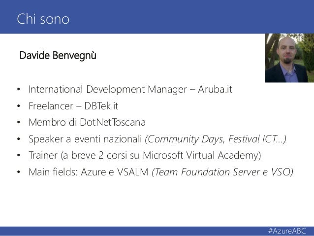Azure No-Sql approach: DocumentDB Slide 2