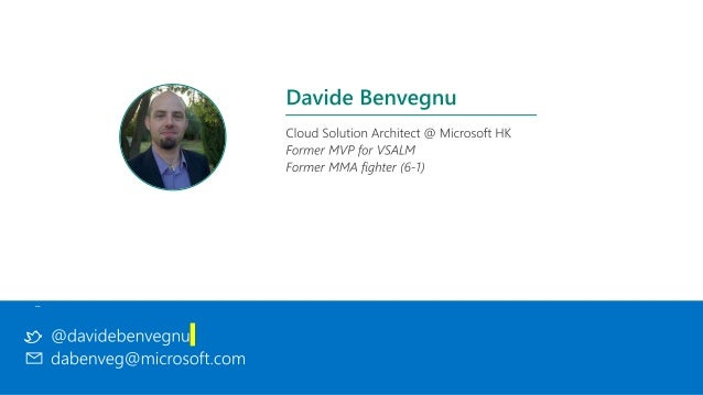 .NET microservices with Azure Service Fabric Slide 2