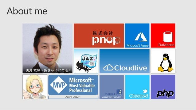 Azure Virtual Machines設計の勘所 | Microsoft Tech Summit 2017 Slide 2