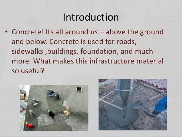 how to make self healing concrete