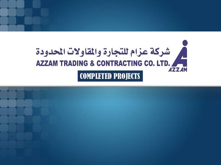 1PROJECTS            COMPLETED7/13/2012