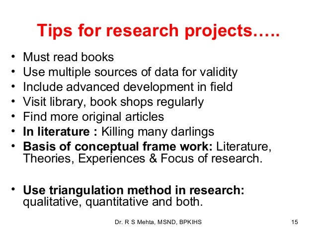 B. 11 12. Basic Research Concepts, History, Trends & Types