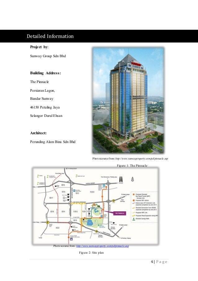 the pinnacle passive design strategies report introduction 4