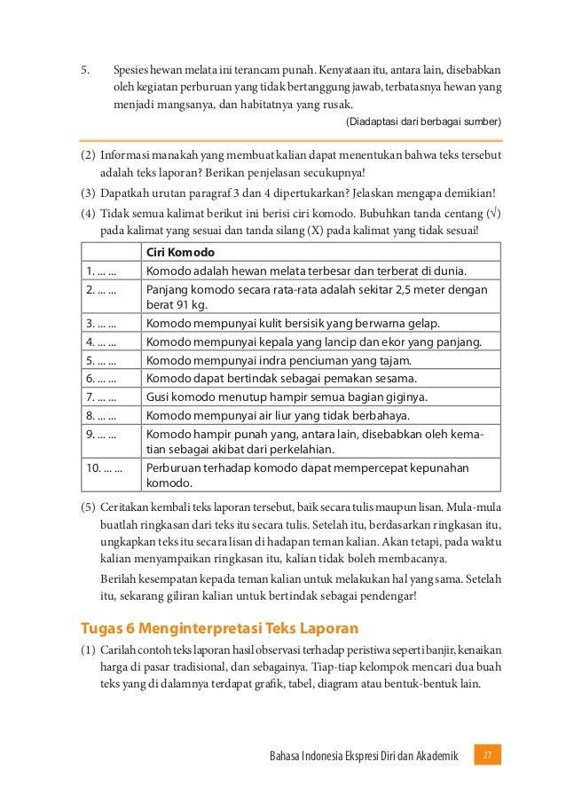 B Indo Bs Kelas 10 Sma Kelas X Kurikulum 2013 Blogerkupang Com