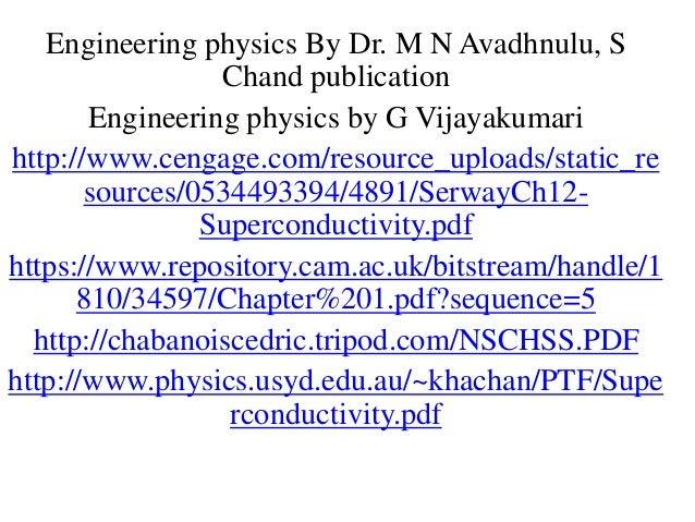 Pdf engineering physics