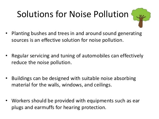 I es unit 3 2 environment noise pollutioon for How to reduce noise from windows