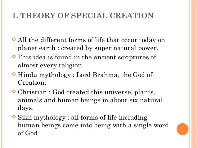 An analysis of theories in the creation and origin of our universe