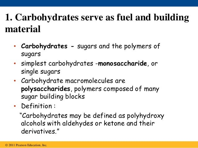 Carbohydrate Building Blocks
