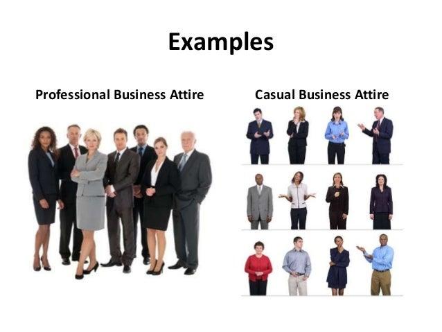 Dress for success images