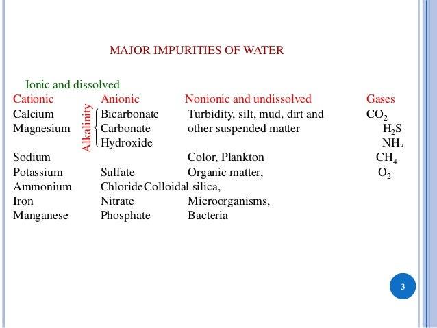 B tech  ii engineering chemistry unit 2 water technology