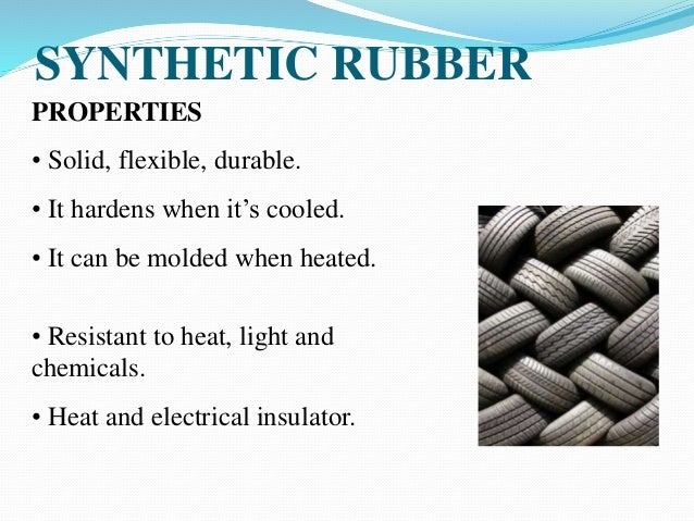 B tech  ii engineering chemistry unit 3 B rubber