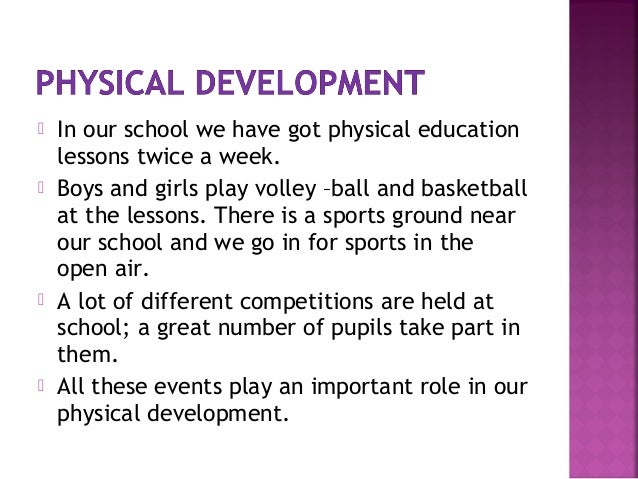 importance of sports for children essay