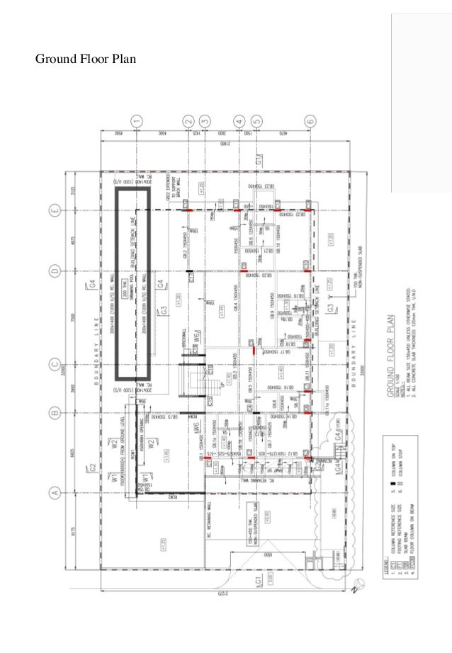 B Structure Report