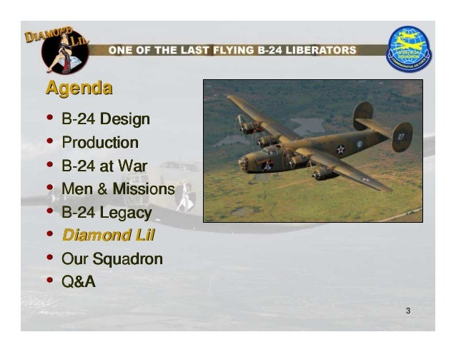 B 24 presentation Slide 3