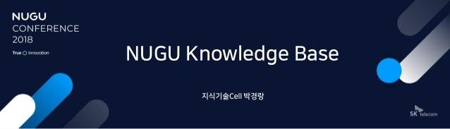 NUGU Knowledge Base