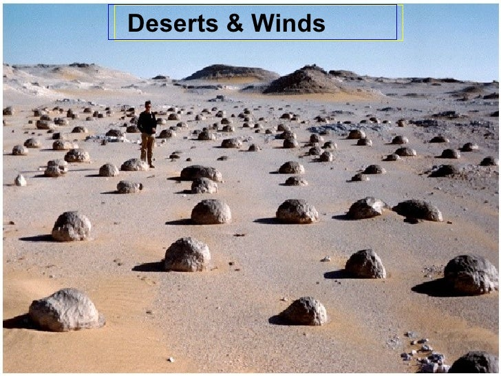 Deserts & Winds