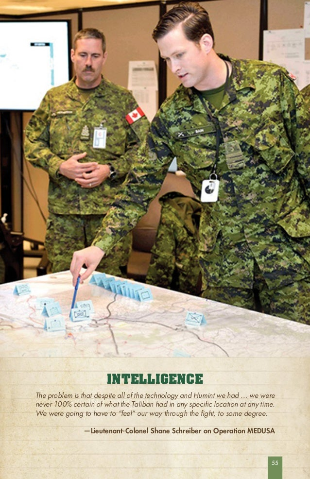 Commander of the Canadian Army Reading List